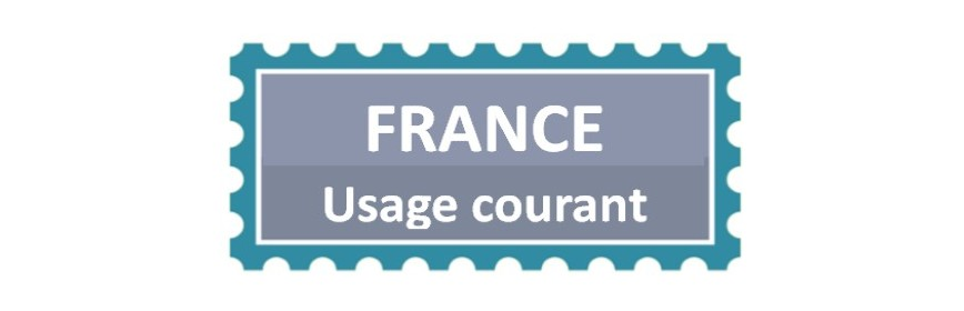 Carnets d'usage courant