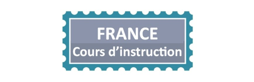 Cours d'instruction