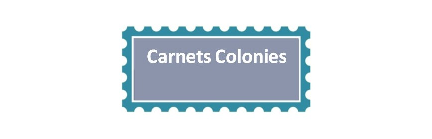 Carnets Colonies