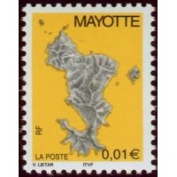 MY 150/52 ** A.GERBER Philatélie timbres DOM TOM Mayotte