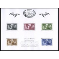 BS 1/10 - 2014 A.GERBER Philatélie France - timbres Colonies