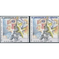 Marygny 1994 A.GERBER Philatélie France - timbres Colonies