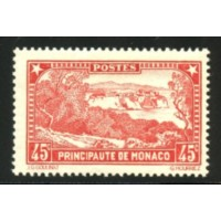 Mon031 -123a -* - Rouge brique  A.GERBER Philatélie Timbre de France - Colonies - Dom tom