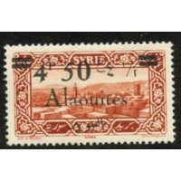 ALA018-44-*-Sans point après le P A.GERBER Philatélie Timbre de France - Colonies - Dom tom