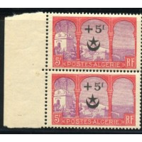ALG059-70a-**-ALCERIE - TAN - Case 61 A.GERBER Philatélie Timbre de France - Colonies - Dom tom