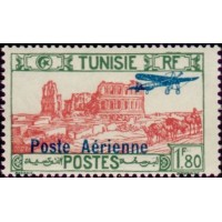 tunis A 08 * A.GERBER Philatélie Timbre de France - Colonies - Dom tom