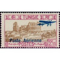 tunis A 09 * A.GERBER Philatélie Timbre de France - Colonies - Dom tom