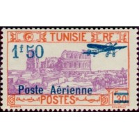 tunis A 10 * A.GERBER Philatélie Timbre de France - Colonies - Dom tom